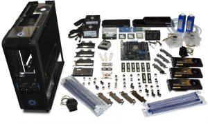 Сборка компьютера из б/у комплектующих в Калуге